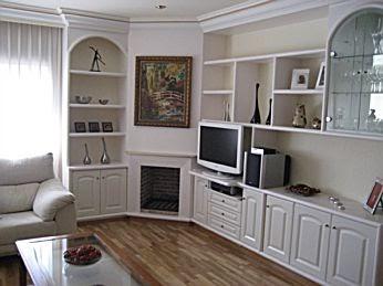 Ambientacion departamentos 3 ambientes b decoractual for Ambientacion living comedor
