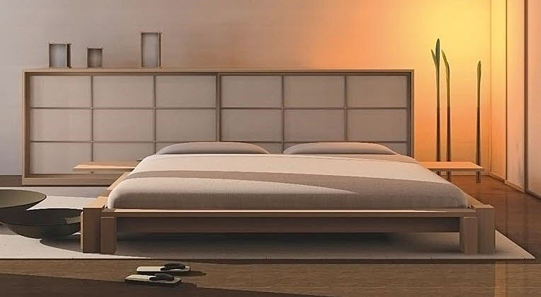 Modernas camas matrimoniales kyoto en haya fotos hogar - Cama moderna diseno ...