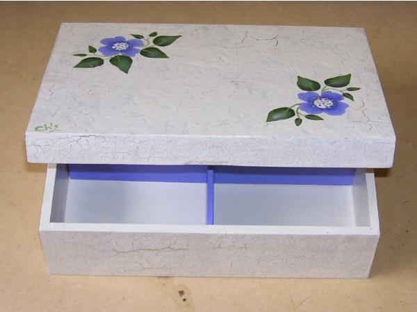 Porta saquitos de t artesanales decoraci n en madera - Dibujos para decorar cajas de madera ...