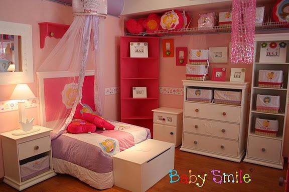 Habitaciones ni as deco dormitorios for Roperos para cuartos de ninas