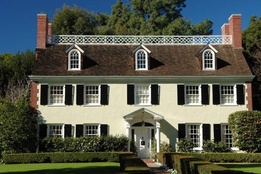 Home ideas for Classic colonial home plans