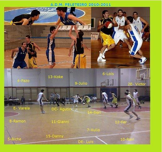 ADM Peleteiro (Baloncesto)
