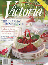 Victoria Magazine July/August 2010