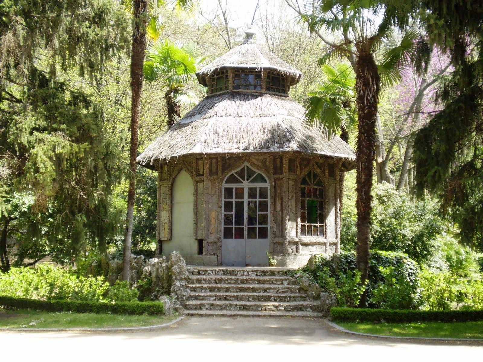 Jardines de casas rusticas dise os arquitect nicos - Entradas de casas rusticas ...