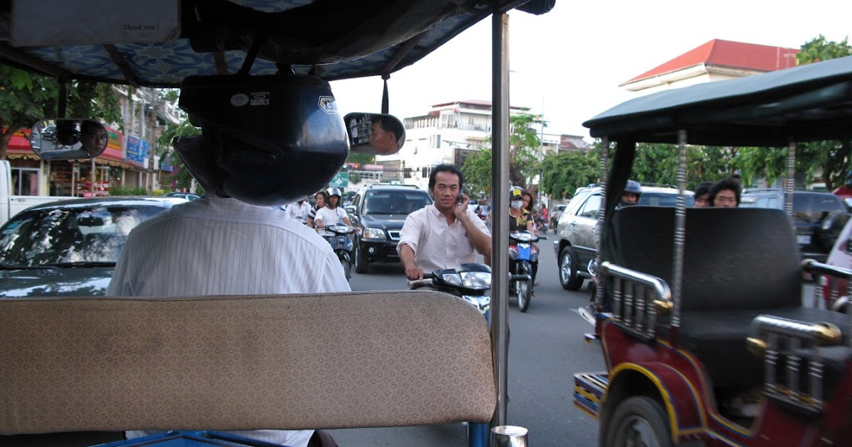 Essay about traffic in cambodia