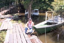 Nos rios da Amazônia