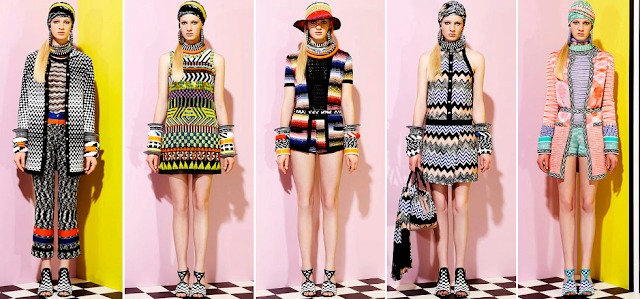 For the love of bold patterns… and Missoni