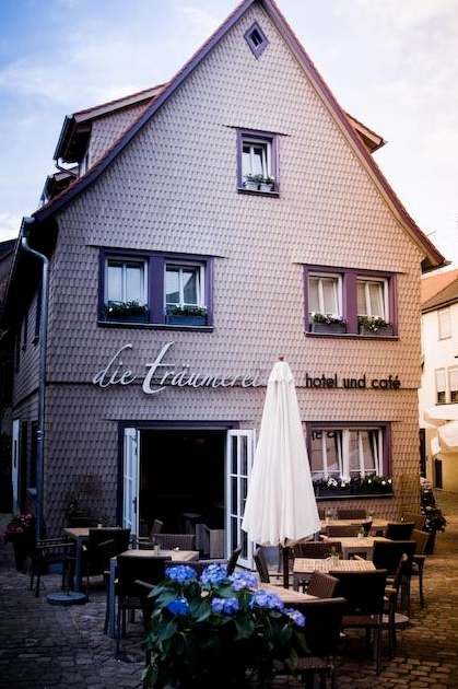 A boutique hotel in Germany