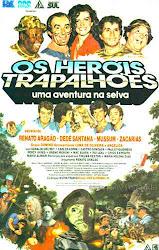 Baixar Filme Os Heróis Trapalhões – Uma Aventura na Selva (Nacional)