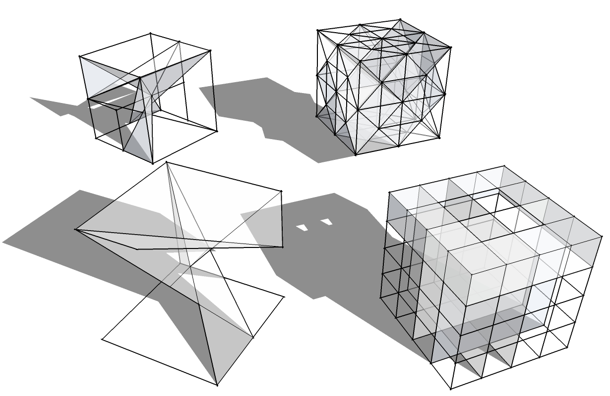 Laboratorio de la forma agosto 2010 for Conceptualizacion de la arquitectura
