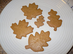 """Fall"" Cookies"