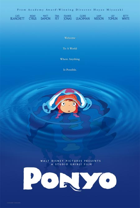 Download Ponyo: Uma Amizade Que Veio do Mar – Dublado