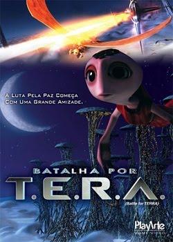 Filme Poster Batalha Por T.E.R.A. DVDRip XviD Dual Audio e RMVB Dublado