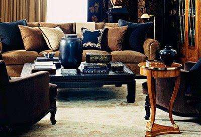 ralph+lauren+leather kanepeler