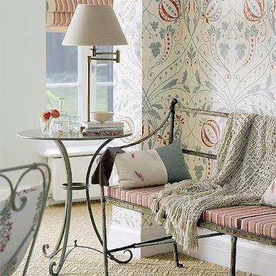 Fransız stili dekorasyon 79