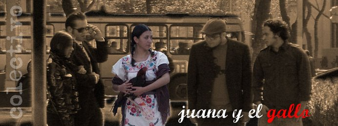 Juana y el Gallo