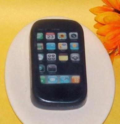 I phone soap