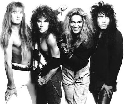 Superb The Best Hair Of The 8039S Hair Metal Bands Now That39S Nifty Hairstyle Inspiration Daily Dogsangcom