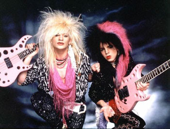 the best hair of the 80s hair metal bands now thats nifty