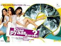kisse pyaar karoon latest bollywood movie review