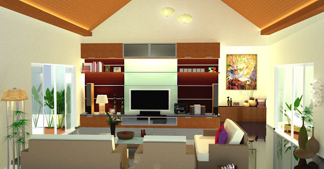 LIVING ROOM ,TROPICAL HOUSE ,SAIYAUN,PHUKET