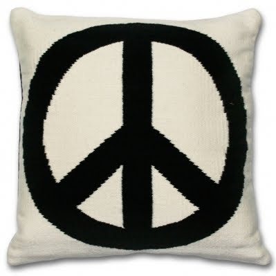 Living Room Pillows on Honey Living  Peace  Love And Pillows