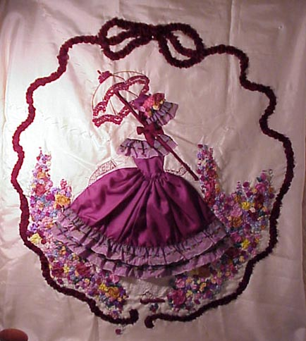 FREE SILK RIBBON EMBROIDERY PATTERNS - Patterns 2013