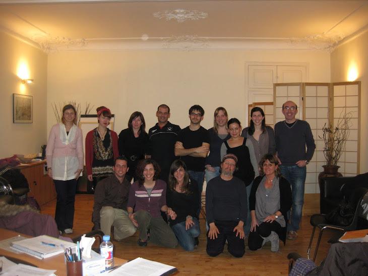 XI curso introductorio de TREC