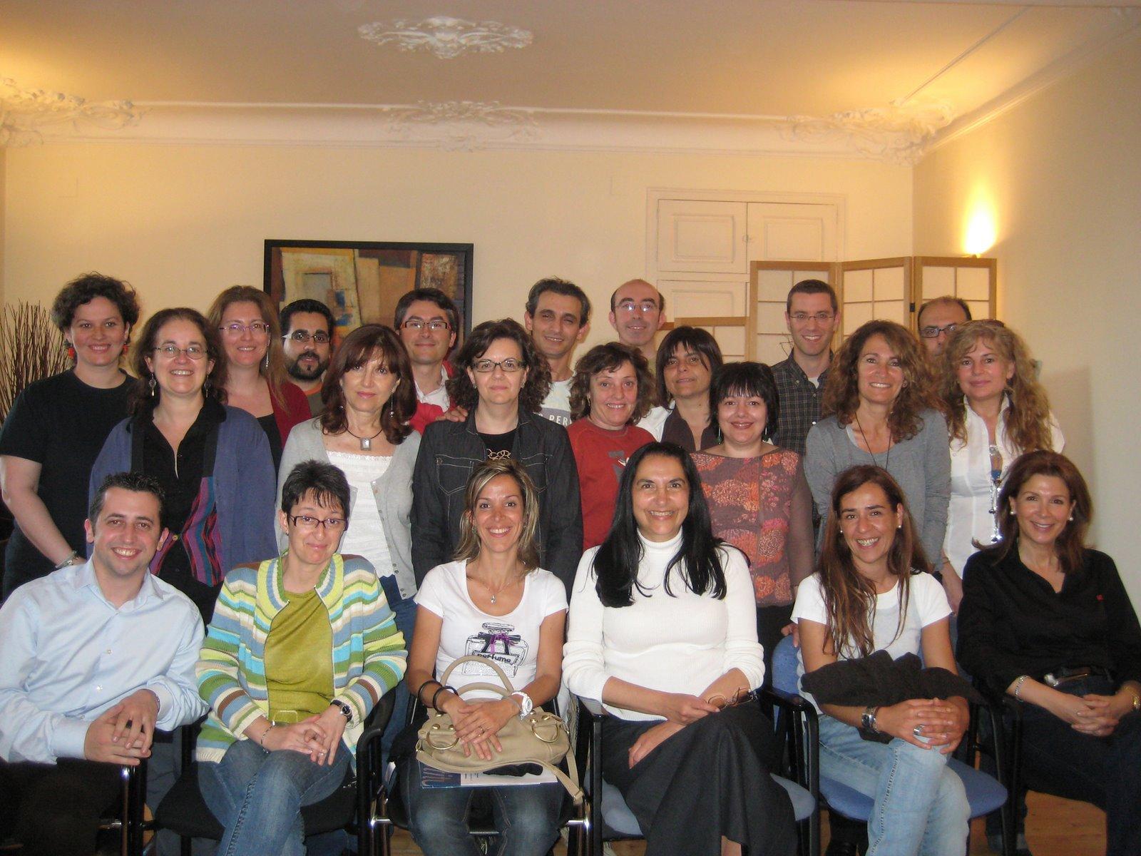 I Seminario Internacional de TREC - Leonor Lega, Ph.D.