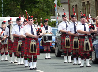 City of Preston Pipes and Drums