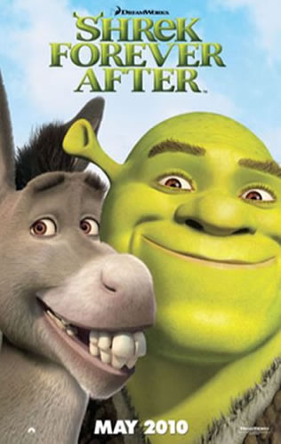 Pretty random rant about Shrek 4, and my views on the aging ogre. I really