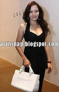 Artis Snap - Photo Sexy Celebrity in the Malaysian Indonesia