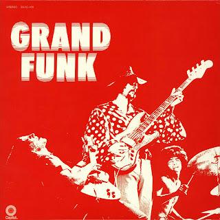 Saqueando a cidade grand funk railroad grand funk the red album
