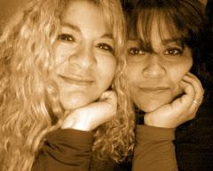 Mi amiga Paula que fue la primera persona a la que le leía por tel mis versos