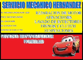 SERVICIO MECANICO HERNANDEZ