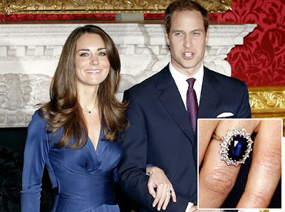 Prince+william+and+kate+wedding+ring