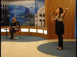 Allê Fernandes - Participa do Programa Cabeça Pra Cima - Tv Boas Novas