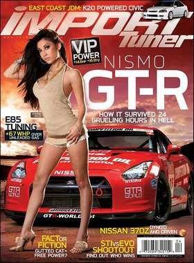 Revista Import Tuner Magazine  2009
