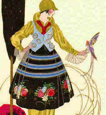 illustration_of_Paul_Poiret_design@marielscastle.blogspot.com