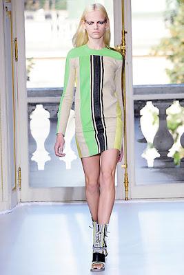 Balenciaga ss2010 minidress @ Máriel's Castle