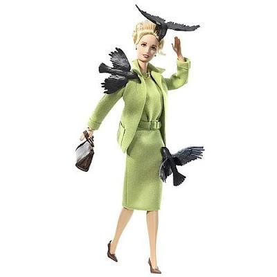Hitchcock The Birds Barbie @ Máriel's Castle