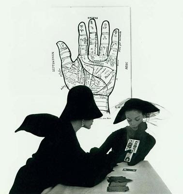The_Tarot_Reader_by_Irving_Penn@http://marielscastle.blogspot.com