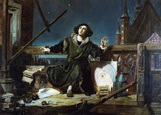 Copernicus by Matejko