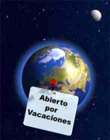 Tierra abierto vacaciones