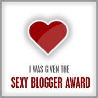 SEXY BLOGGER AWARD