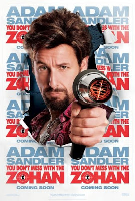 Zohan O Agente bom de Corte Online Dublado