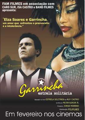 Garrincha, a Estrela Solitária DVDRip Dublado