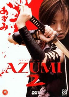 Azumi Dublado