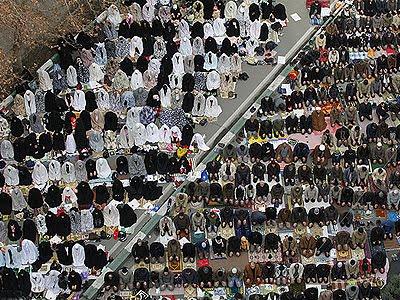 Tehran Friday prayers