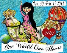 ONE ''WORLD   ONE HEART 2011 ''
